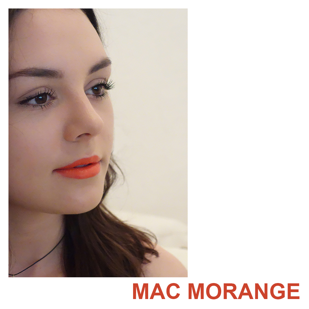 Bright Lips | Mac Morange